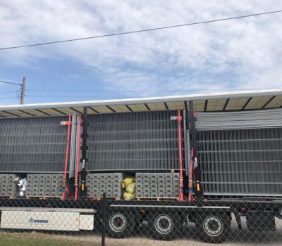 DIP Polska ogrodzenia przenosne tymczasowe budowlane tranposrt i montaz